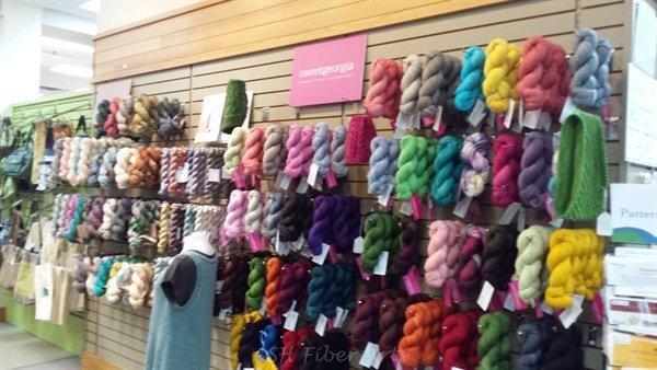 yarnventure 2016 yarn shop hop - northfield yarn