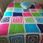 New pattern release: School Days Afghan
