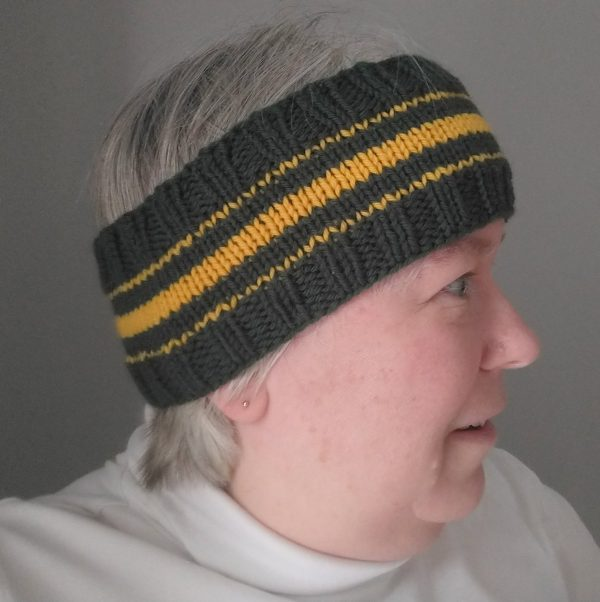 ASH Fiber Arts - Team Headband