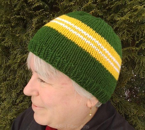 Team Beanie - Green Bay Packer colors